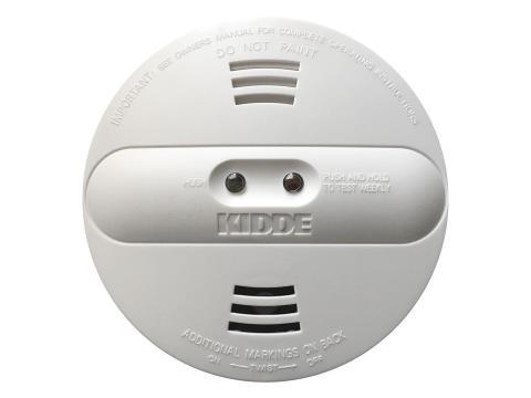 image of Smoke detector recall of Kidde dual sensor smoke alarm