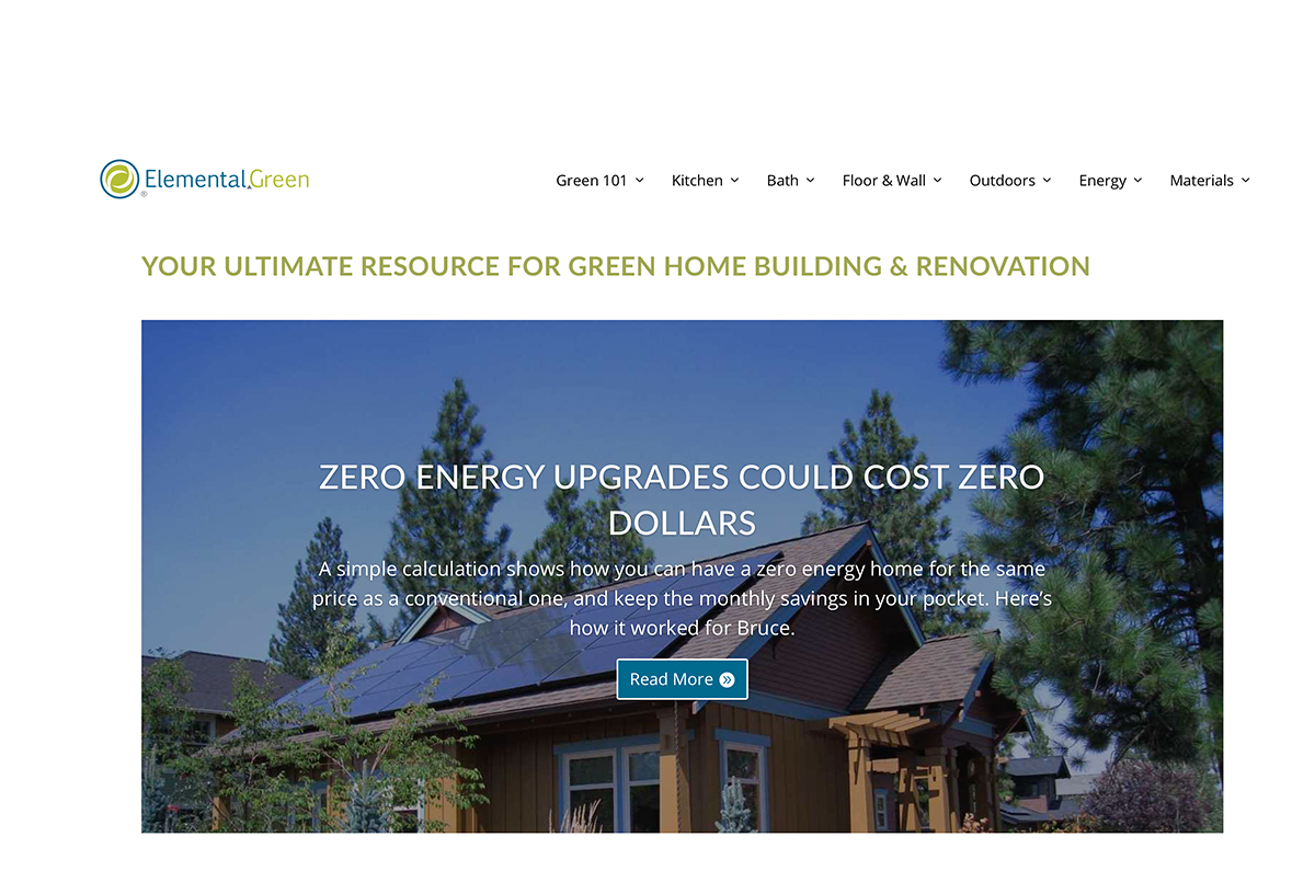 HPM Featured at Elemental Green