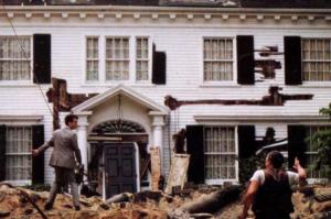 Image of home under repair