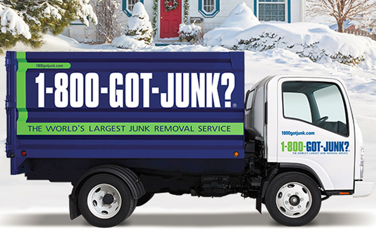 Get Holiday-Ready with 1-800-GOT-JUNK