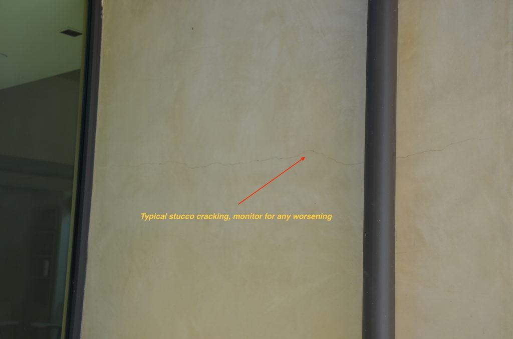 Preventive maintenance for stucco