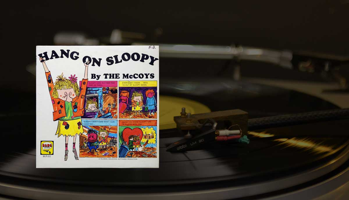 Hang On Sloopy-October 1965