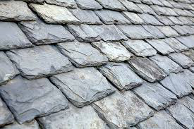 Roofing types and materials