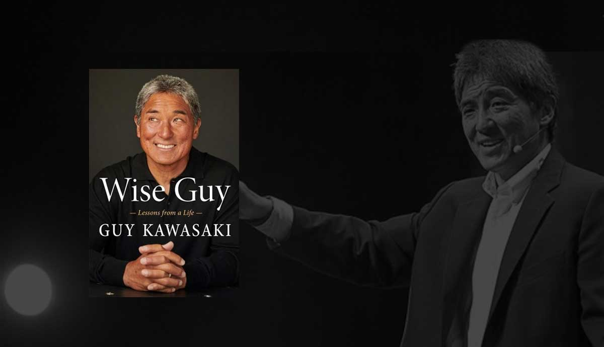 Wise Guy by Guy Kawasaki: book review