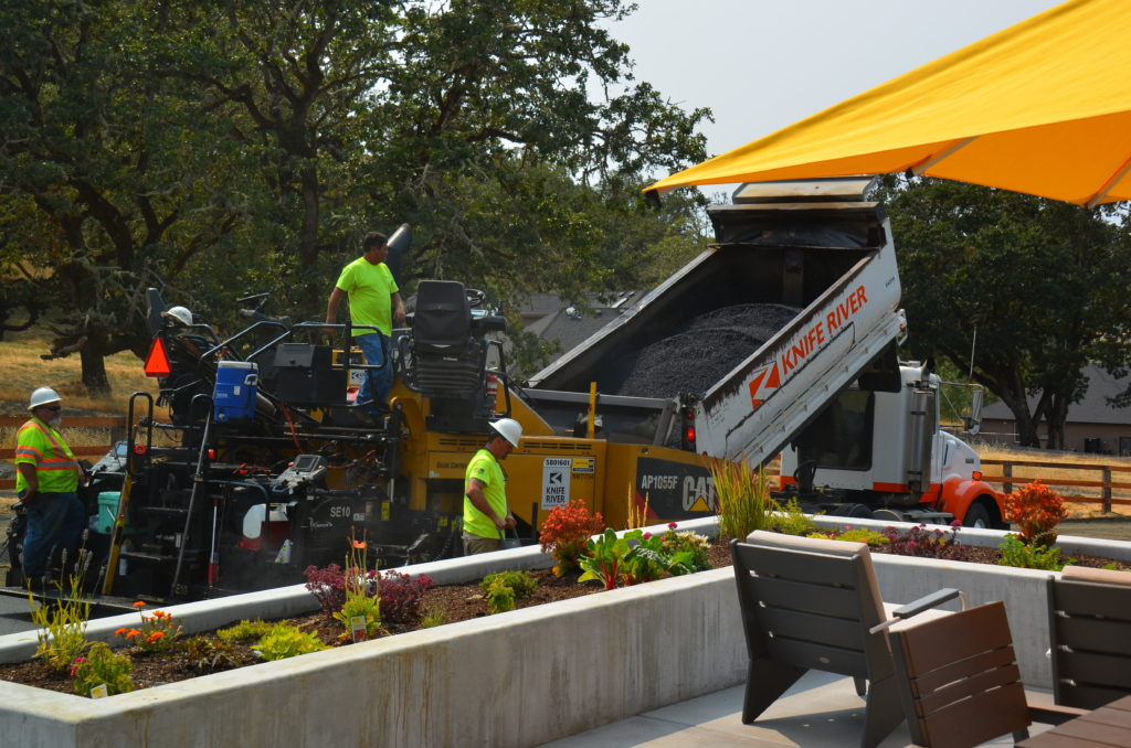 Six steps to excellent asphalt paving