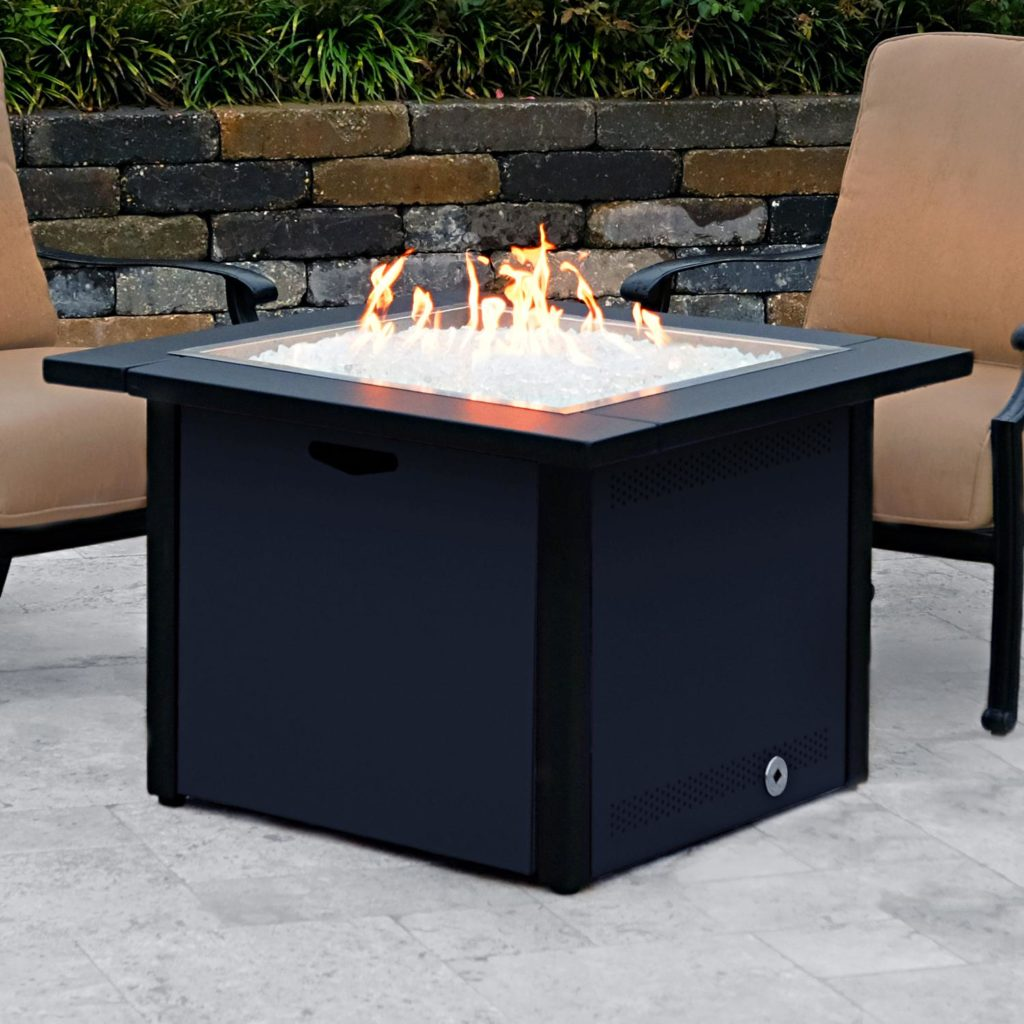 Fire pit safety and maintenance