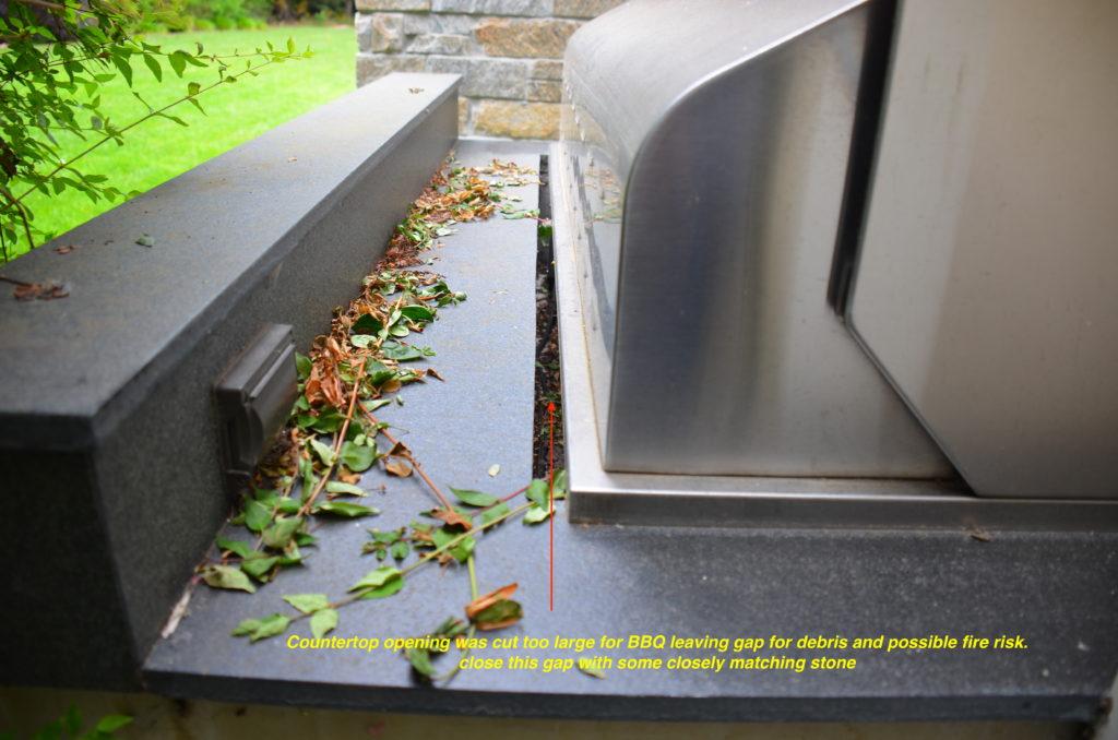 Outdoor kitchen mistakes to avoid