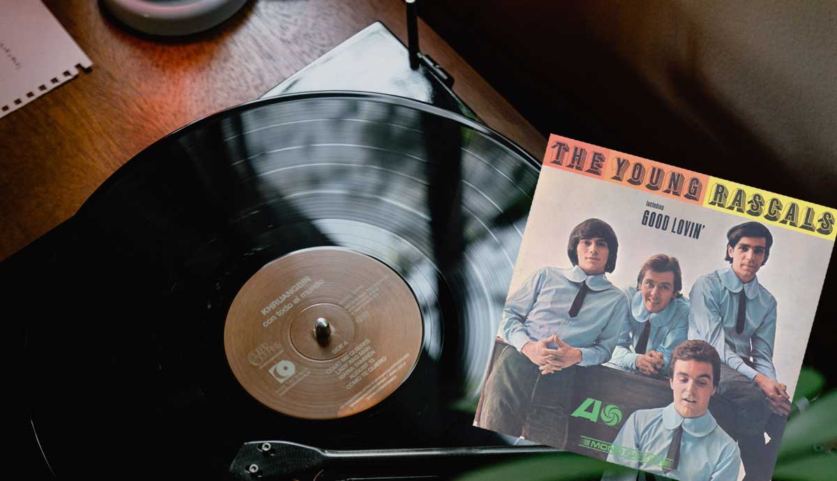The Young Rascals – Good Lovin