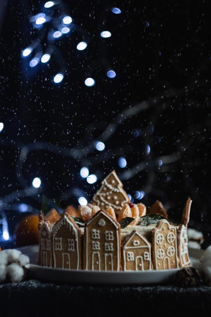 home Christmas checklist