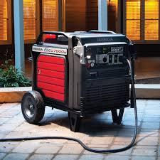 back-up generator