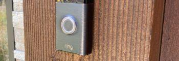 Ring Doorbell Dies
