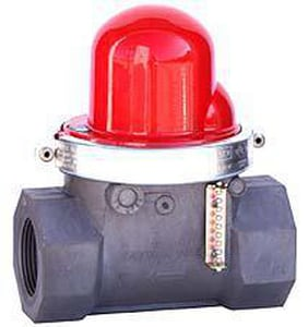 Seismic safety and prevention shut off valve