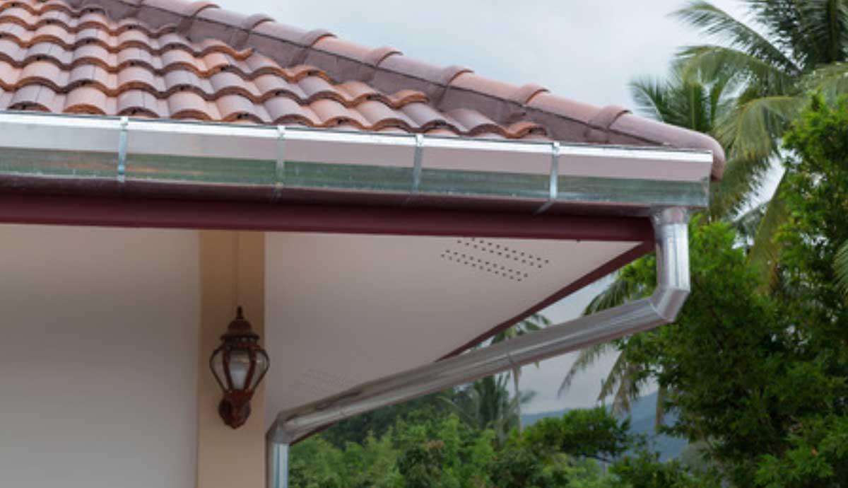 EarthTalk: Environmentally friendly house gutters